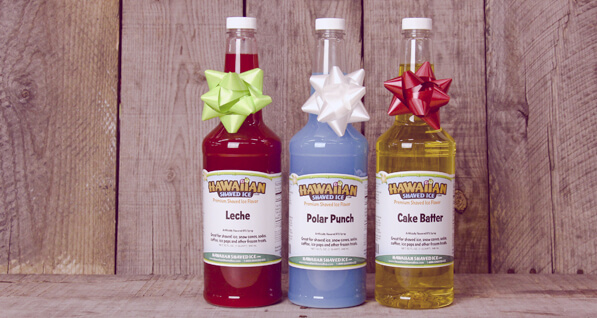 Festive Holiday Flavors