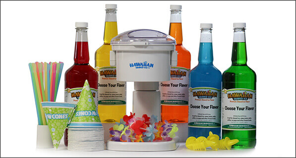 Ultimate Snow Cone Pack