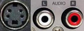 s-video_audio input