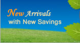 Health and Beauty New Savings!