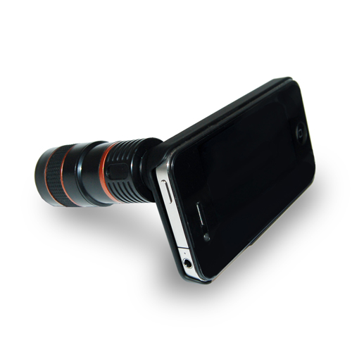 iPhone 3G 3Gs optical zoom lens