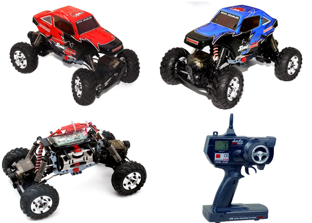 Sumo mini Rock Cralwer by Redcat Racing