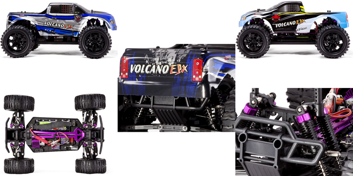 Redcat Racing Volcano EPX Pictures