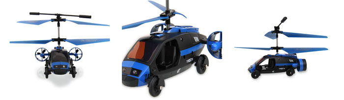 RC Helicopter Gyro - Sky Car Image