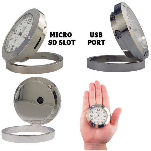 Minicams Spying Gadgets Spy Cameras for Home with Motion Detection System