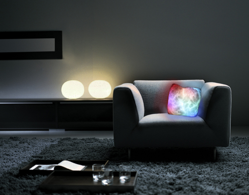 Moonlight Cushion led Light pillow