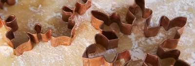 How to Make Copper Cookie Cutters