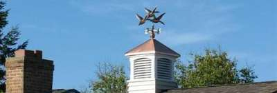 How to Make a Copper Cupola