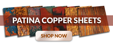 Patina Copper Sheet