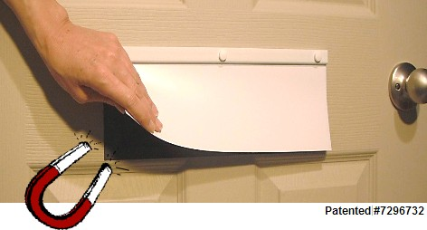 Energy Efficient Magnetic Mail Slot