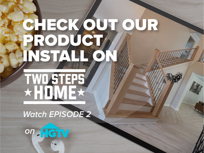 Watch Two Steps Home on HGTV
