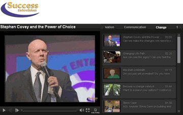 change management and leadership E Learning Video training