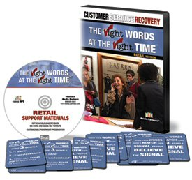 customer service video training dvd