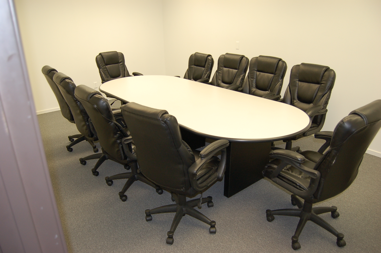 Check Out Our Custom Conference Table