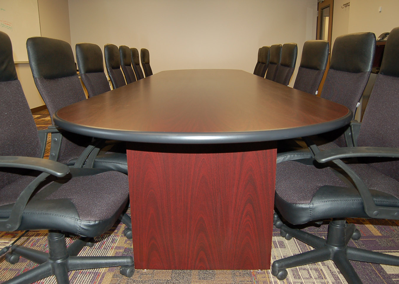 Our Custom Conference Table