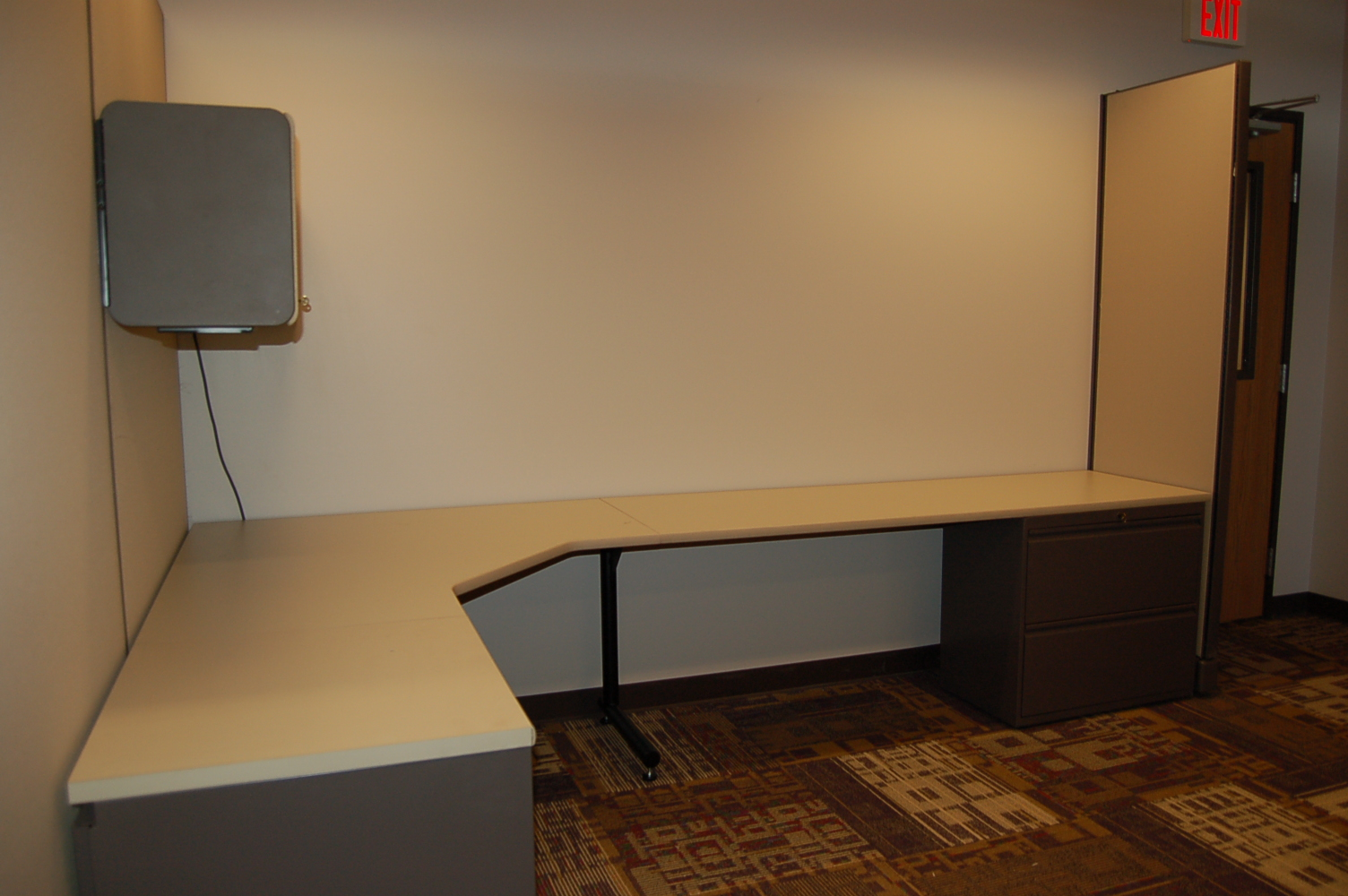 Herman Miller AO2 Tall Wall Workstations