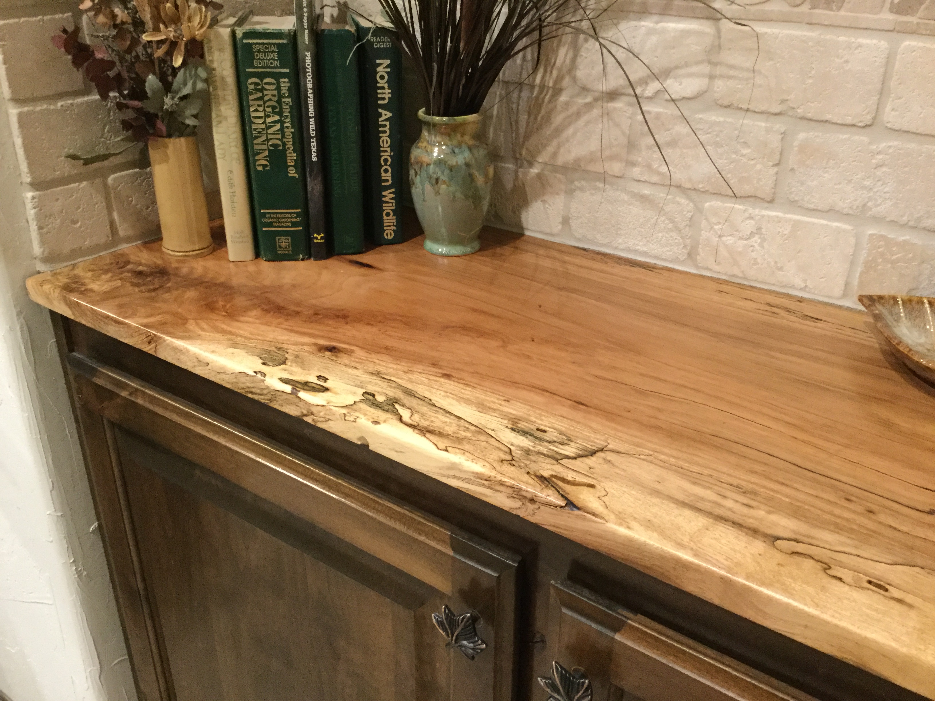Custom Wood Bar Top Counter Tops Island Tops Butcher