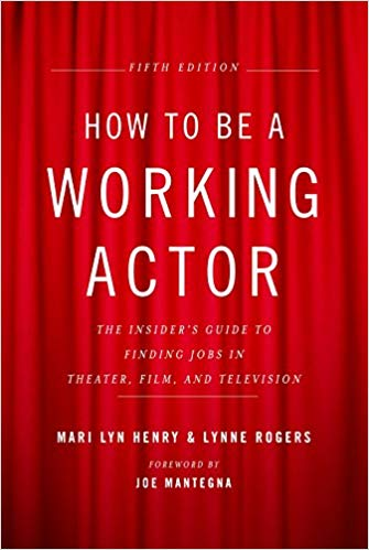 How to be a working actor — book