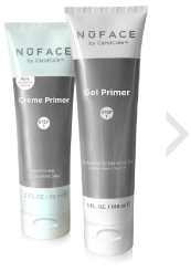 nuFace Gel and Creme Primer