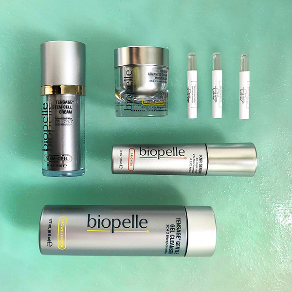 Biopelle Skincare Products