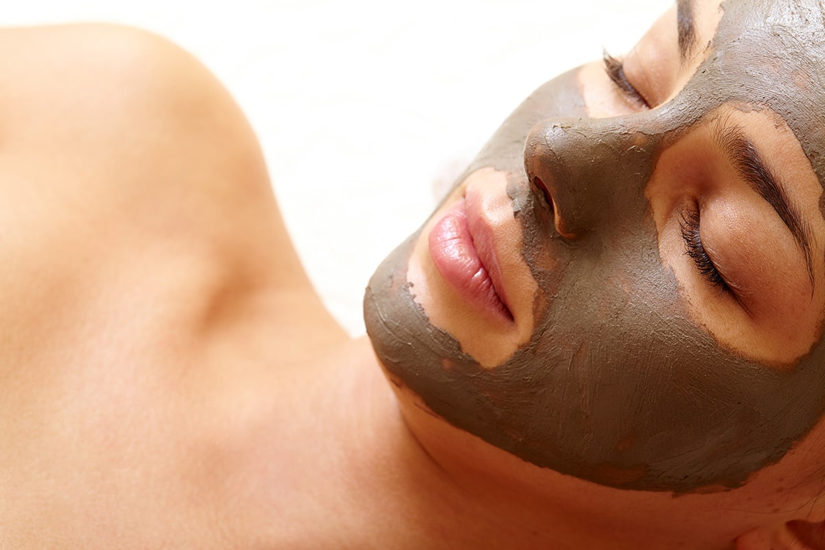 It's important to choose the right cleansing mask for your skin type.