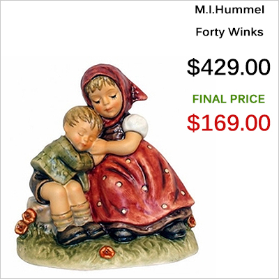 152249 M.I. Hummel Forty Winks Figurine