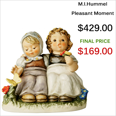 152623 M.I. Hummel Pleasant Moment Figurine