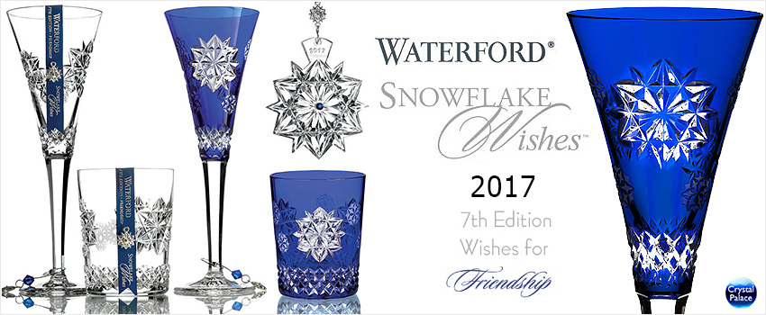 2017 Waterford Snowflake Wishes