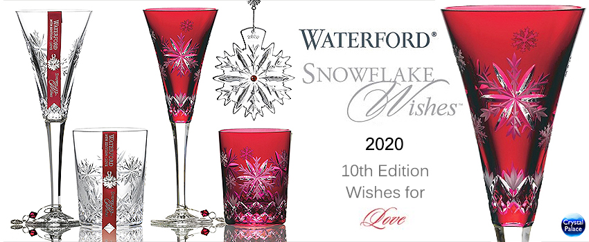2020 Waterford Snowflake Wishes