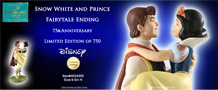 WDCC Snow White and Prince