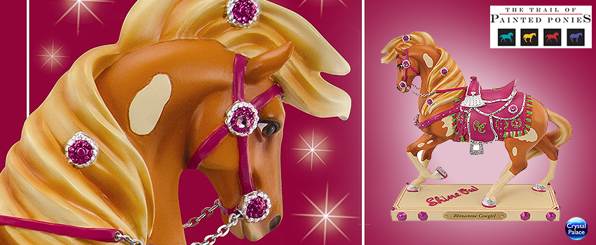 The Trail of Painted Ponies Rhinestone Cowgirl