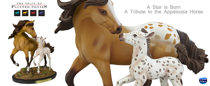 The Trail of Painted Ponies A Star is Born