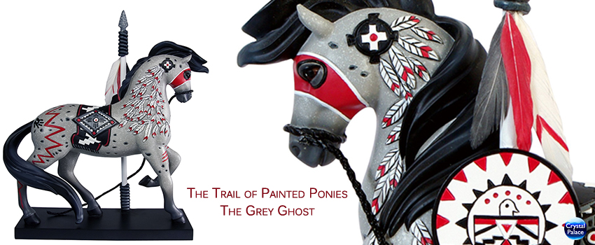 The Trail of Painted Ponies The Grey Ghost