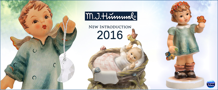 M.I.Hummel NEW 2016 Figurines