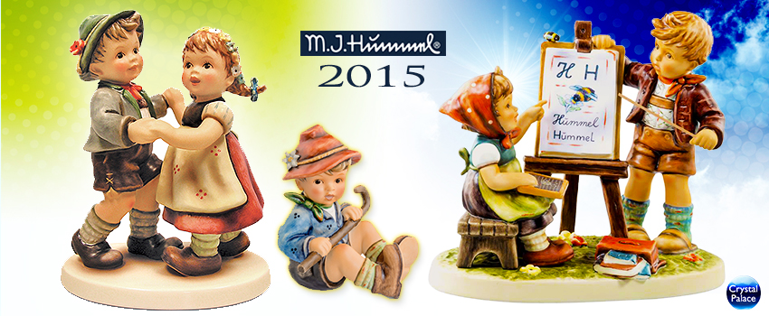 M.I.Hummel NEW 2015 Figurines