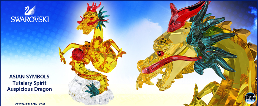 Swarovski Tutelary Spirit - Auspicious Dragon