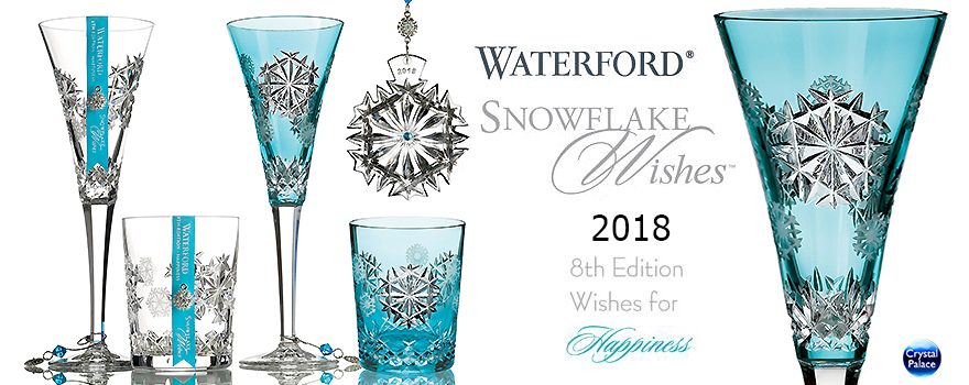 2018 Waterford Snowflake Wishes