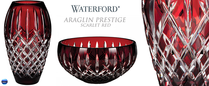 Waterford Araglin Prestige Scarlet Red