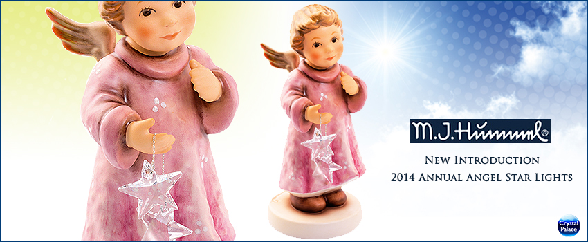 M.I.Hummel 2014 Annual Angel Star Lights