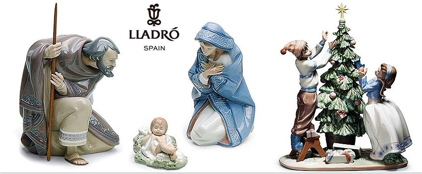01005897-lladro-trimming-the-tree-figurine