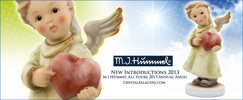 M.I.Hummel All Yours Annual Angel 2013