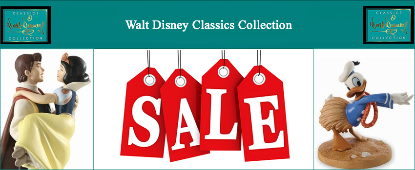 WDCC DISNEY CLASSICS COLLECTION