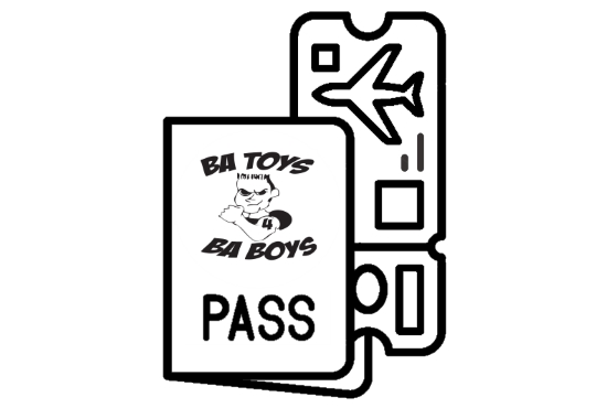 B.A. Toys boarding pass flies you through the important information about Toyken ICO, Toyken IEO.  The leak of B.A. Toys Horizon Project prior to its public announcement is what has fueld the cryptocurrency IEO crazy!