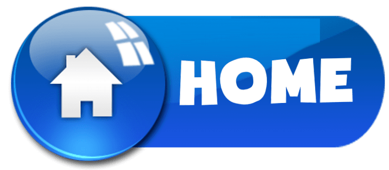 Blue home page button