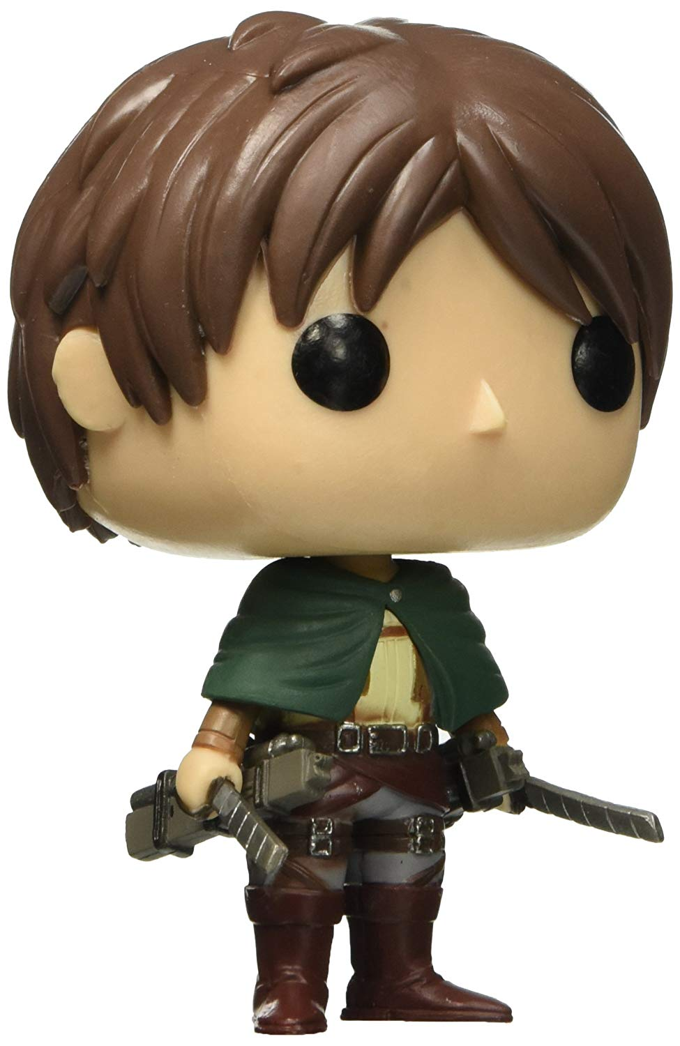 Attack on Titan Eren Jaeger Funko Pop! Anime Vinyl Figure officially licensed product at B.A. Toys.