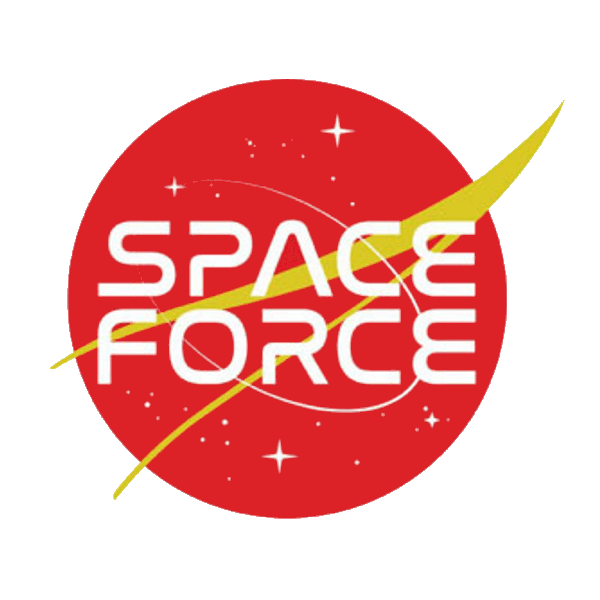 Space Force Logo, United States Space Force Logo, coming to toys.  Space Force Toys!