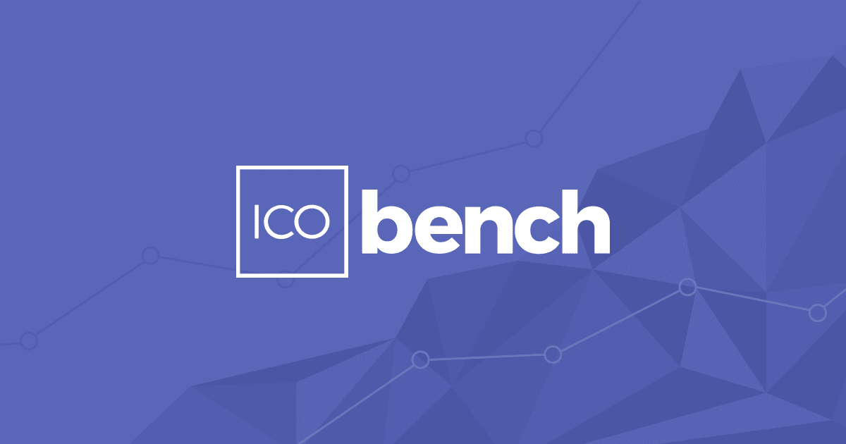 ICOBench - Lists the best ICOs and cryptocurrency information