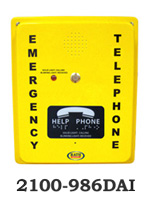 2100-986DAI Call Box