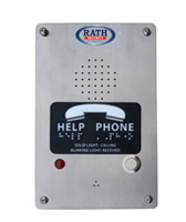 2400-805SS Stainless Steel Call Box