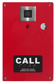 RATH® 984RIPP Access Control Emergency Phone with Camera